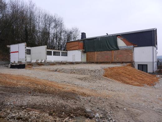 Bautenstand 24.03.2015
