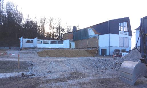 Bautenstand 08.03.2015