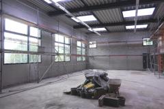 Baueinsatz vom 26.09.2015