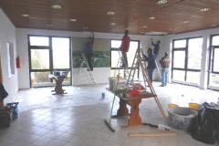 Baueinsatz 05.12.2015