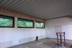 Baueinsatz vom 03.08.2015